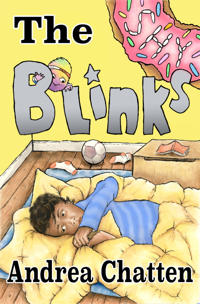 The Blinks - Shy by Andrea Chatten